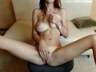 Petite Skinny 18yo Brunette Teen Masturbate FREEGIRLCAM.TK