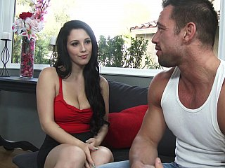 Young cock for a MILF